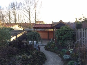 Tuinhuis Nijkerk